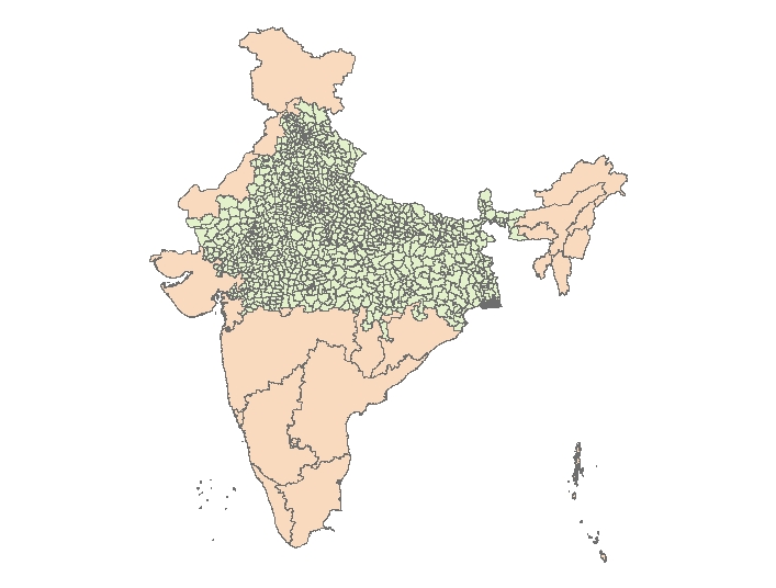 india state district and taluk shapefile revolutionary gis