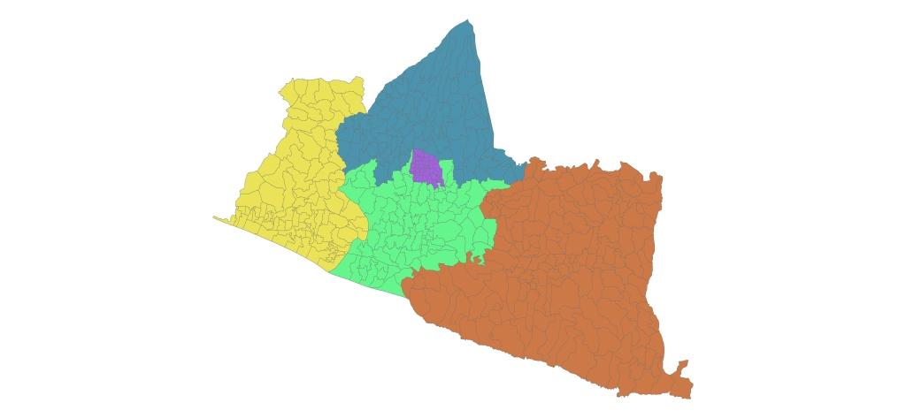 indonesia shapefile - Revolutionary GIS