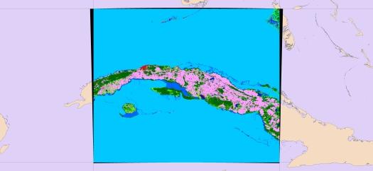 全球30米地表覆盖数据_UNCLASS