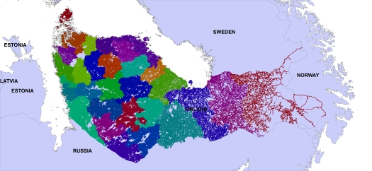 finland_national_road_database_2016